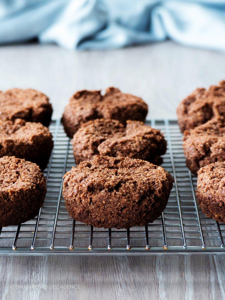 vegan gluten free brownies