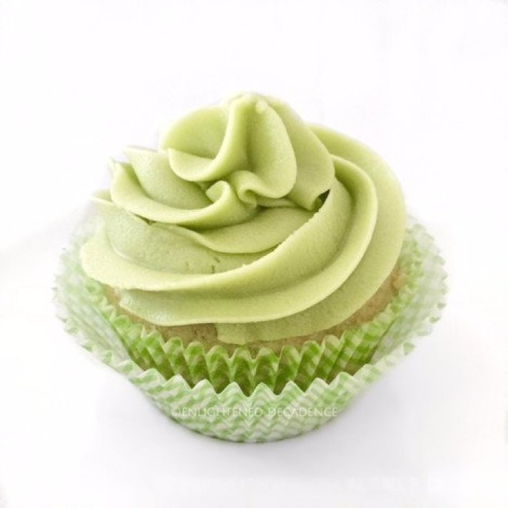 Matcha Tea Cupcakes