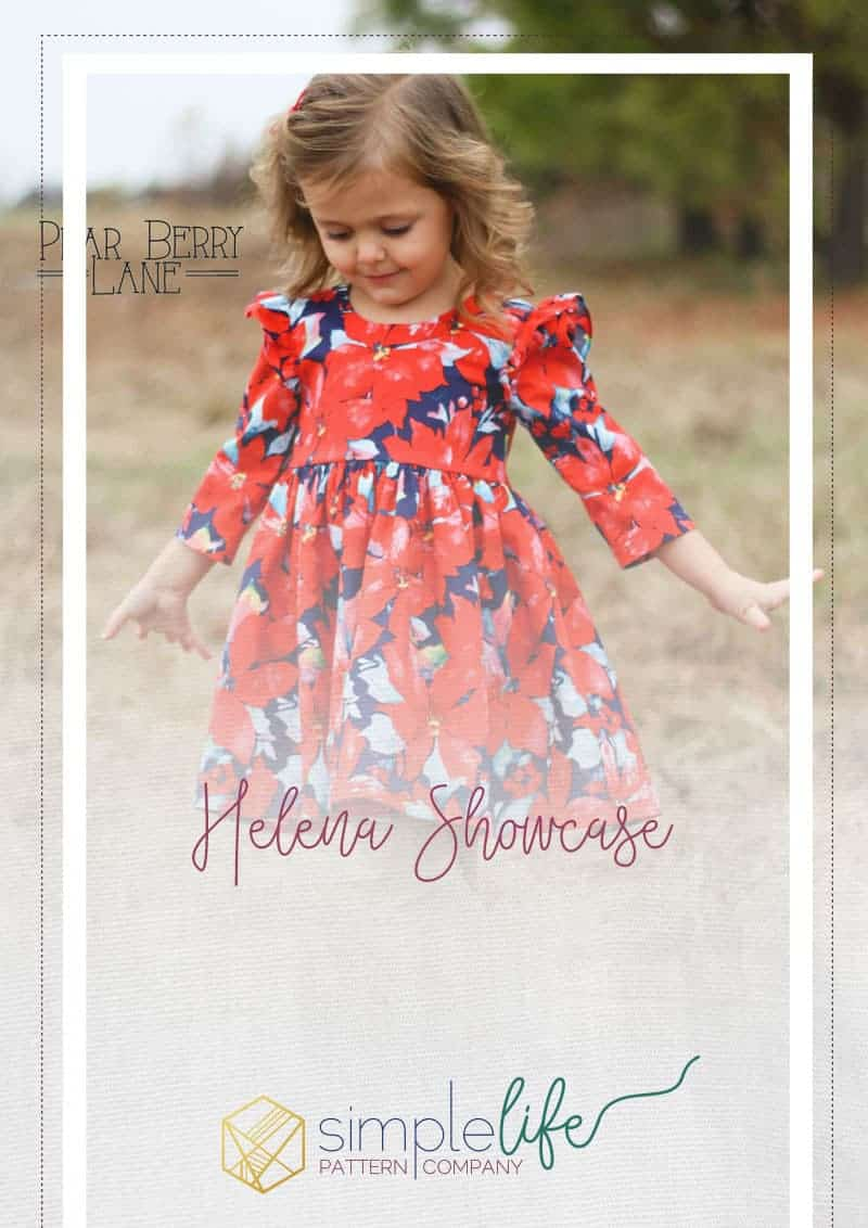 Helena Showcase The Simple Life Pattern Company