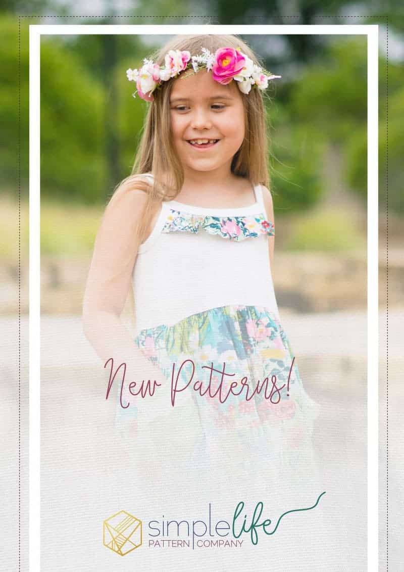 New Patterns | The Simple Life Pattern Company