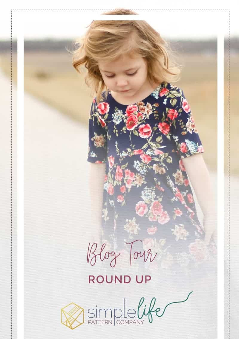 Blog Tour Round Up | The Simple Life Pattern Company
