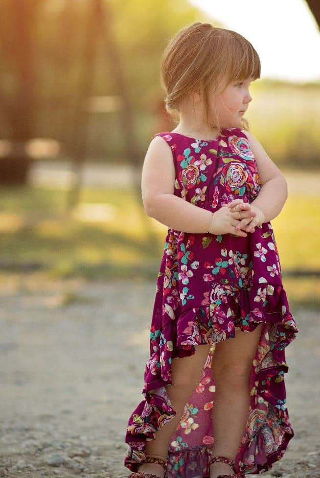 Harmony S Top Dress High Low And Maxi Dress The Simple