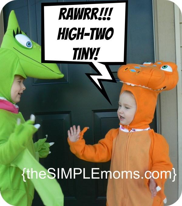 Spooktacular Halloween With Dinosaur Train Simple Moms