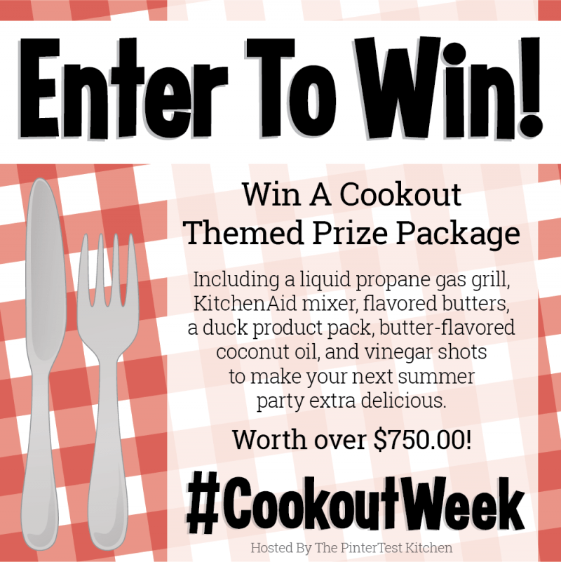 Cookout Week 2018 | Giveaway, Recipes, and More!
