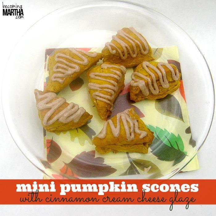 mini pumpkin scones 5