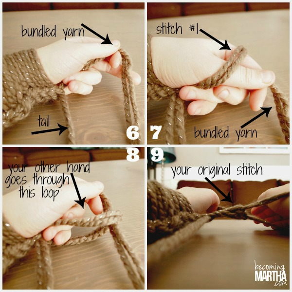 How To Start Knitting A Scarf