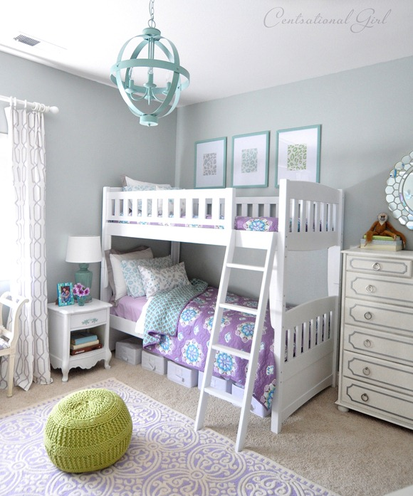 30 Girls Bedroom Makeover Ideas - The Simply Crafted Life