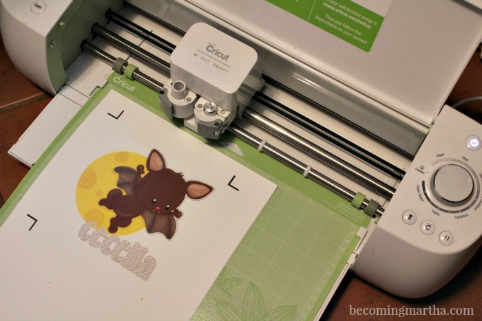 picture about Printable Iron on named Custom-made Trick or Take care of Luggage with Printable Vinyl