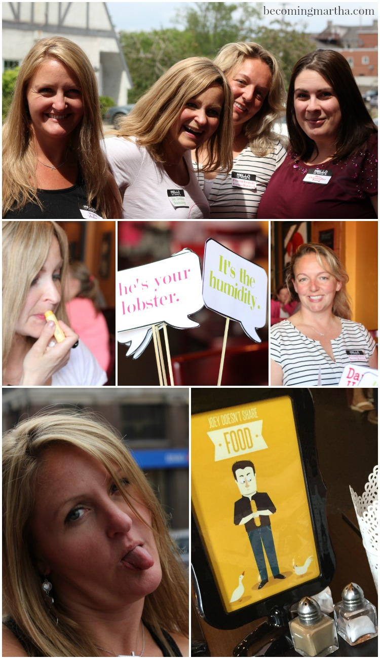 Looking for a cute idea for your next get together? This luncheon is a cute Friends themed party, and was a total blast to host and attend!