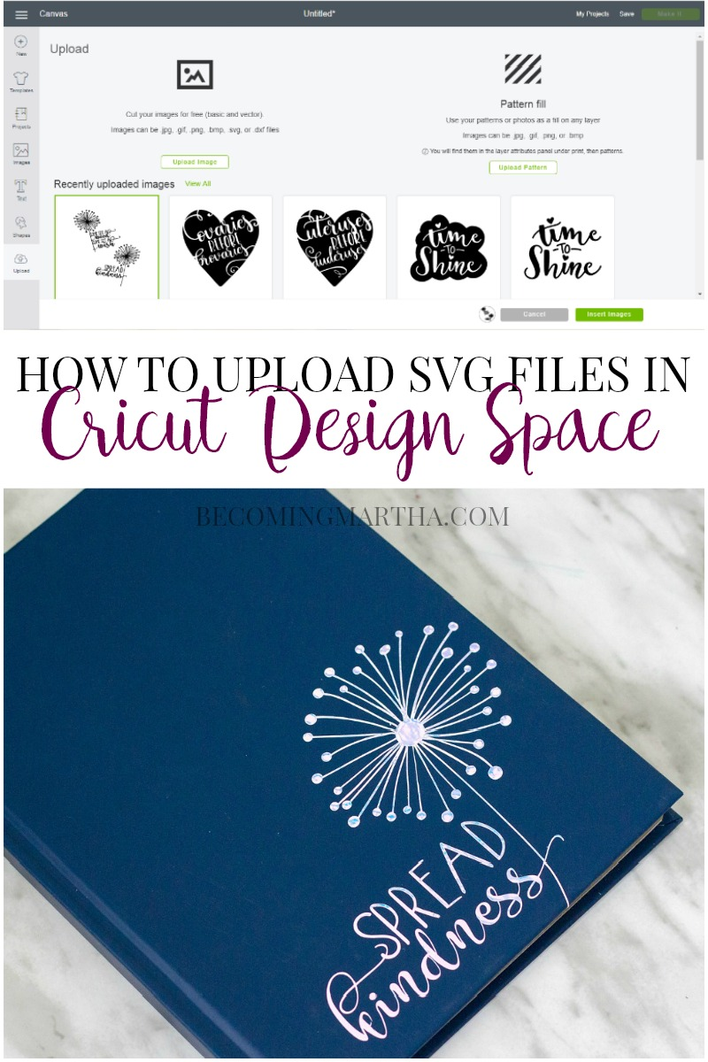Download Cricut Tips: How to Upload SVG Files in Cricut Design Space
