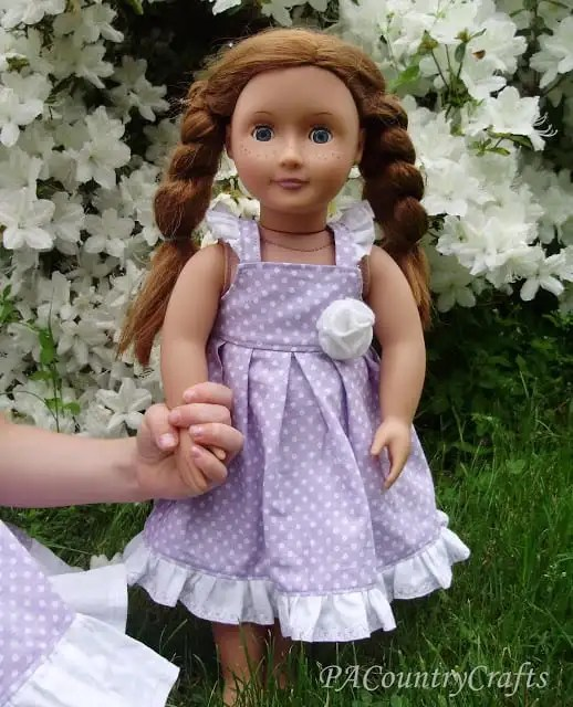 How to Make American Girl Doll Clothes