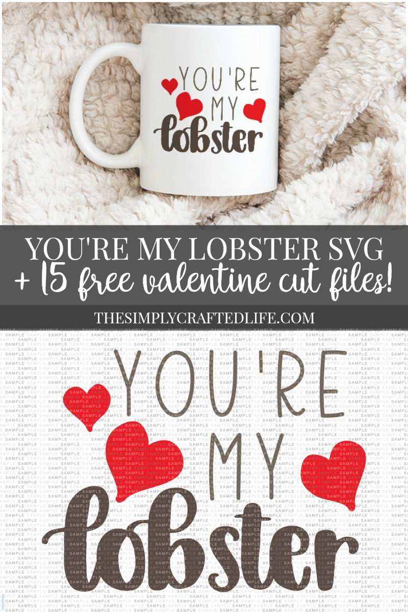 15 Free Valentine S Day Svg Cut Files To Download