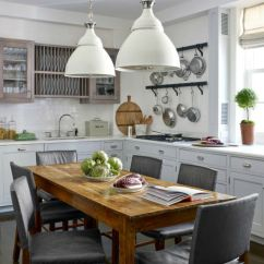 Wooden Kitchen Plate Rack Cabinet Sink Undermount Decor Inspiration: Sophisticated, Farmhouse Style – The ...