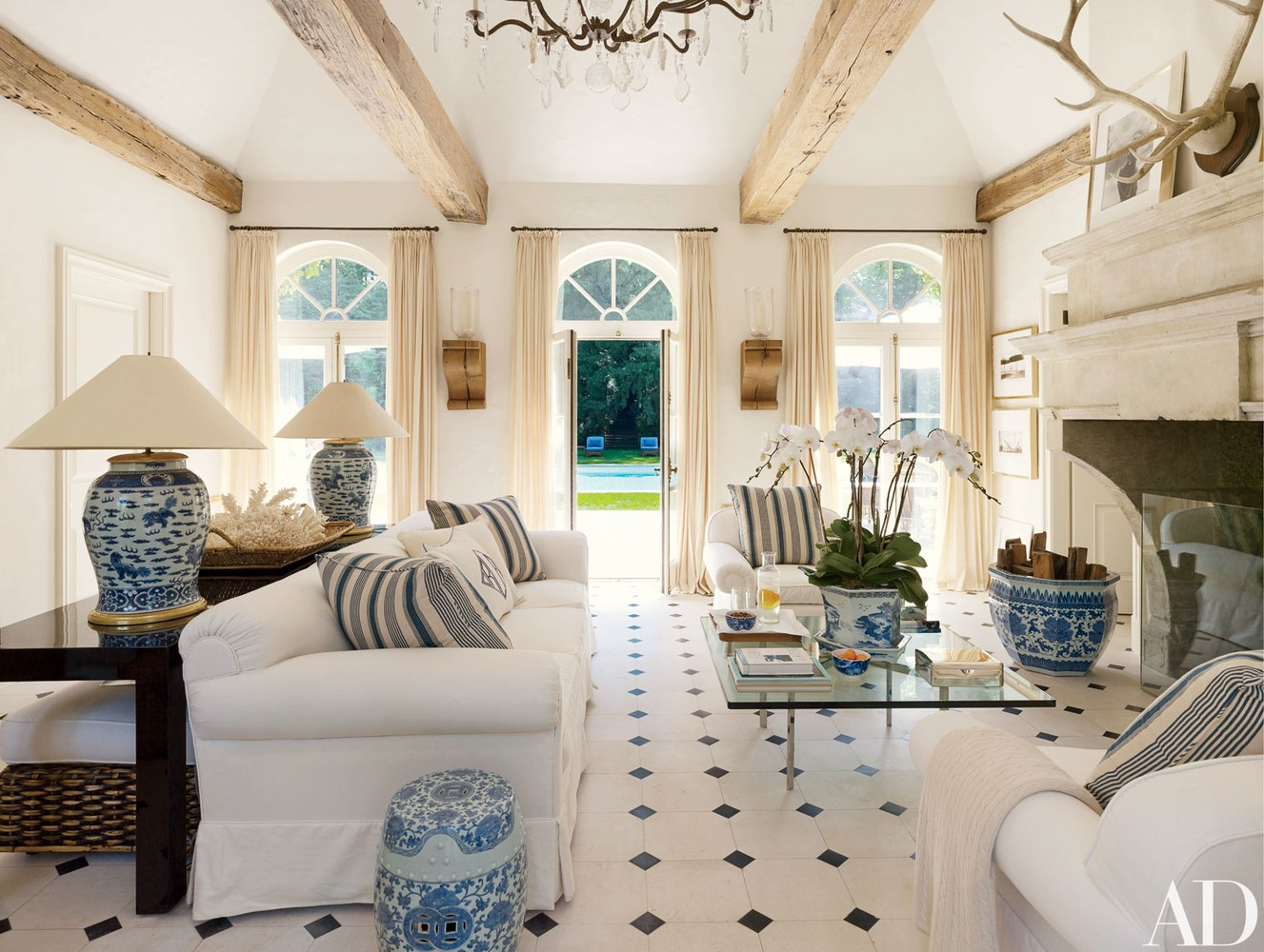 Ralph Laurens French Norman Country Getaway The Simply