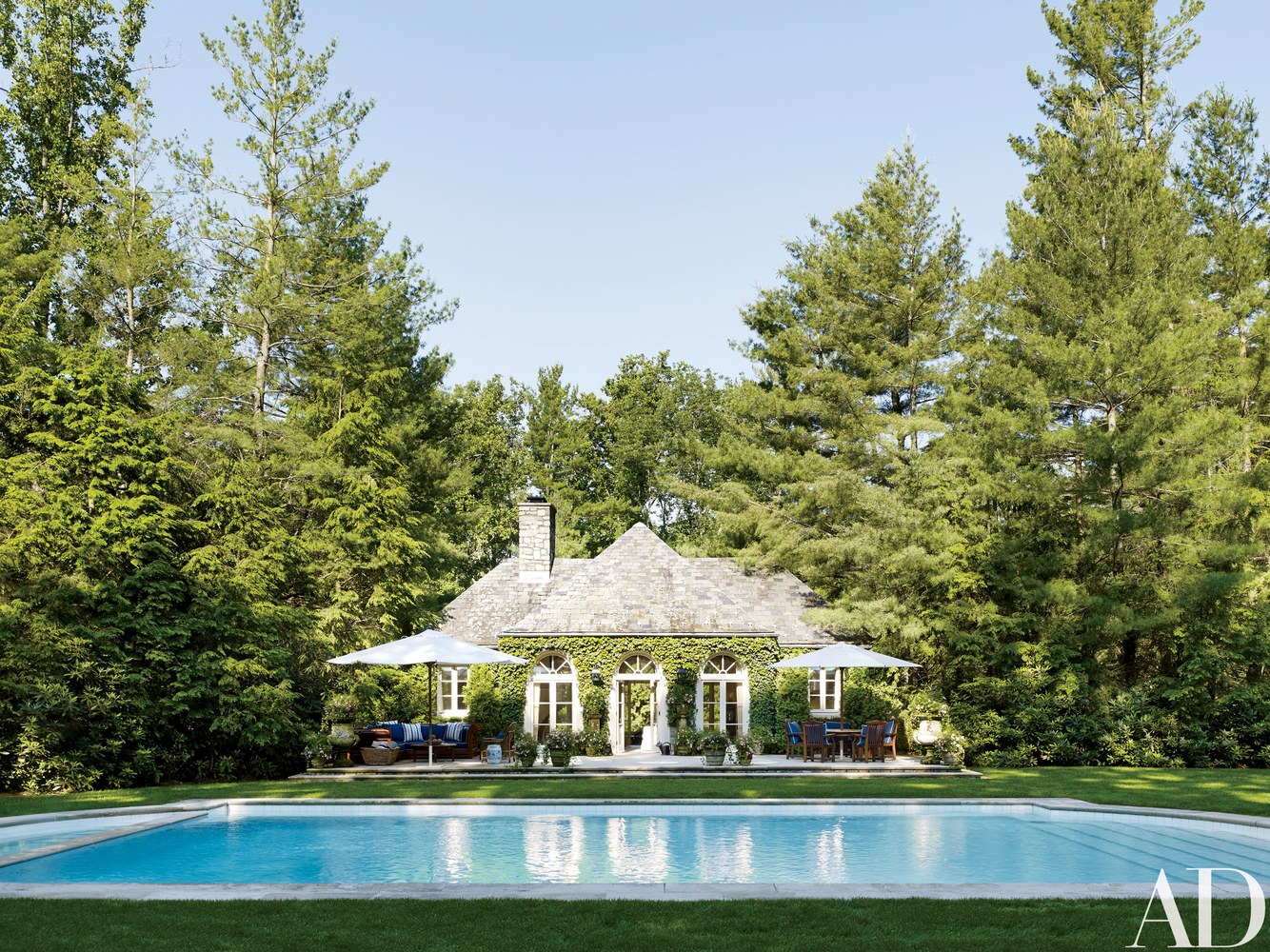 Ralph Laurens FrenchNorman Country Getaway  The Simply