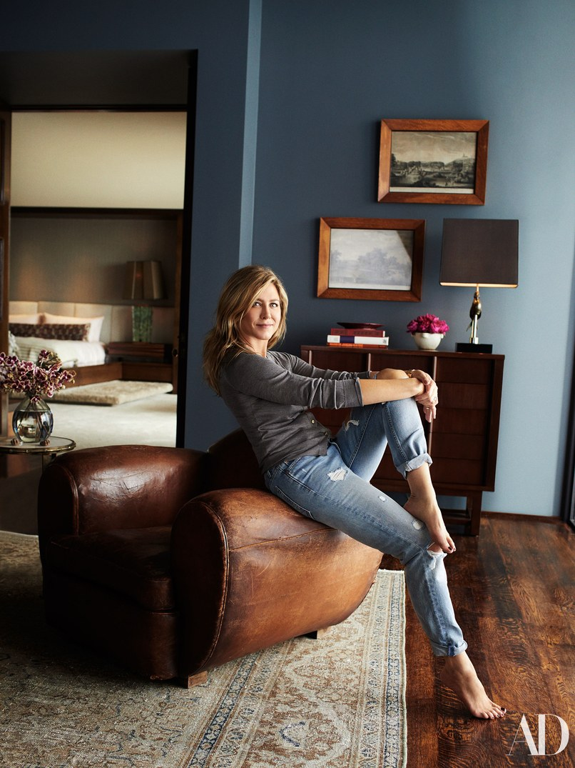 Jennifer Anistons Home is California Chill and Sophistication  The Simply Luxurious Life