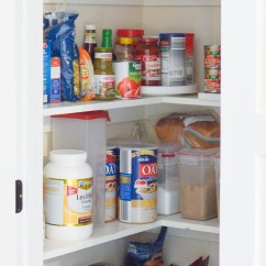 Kitchen Organization Products Workstation Organizing The Pantry On A Budget Simply Organized Home