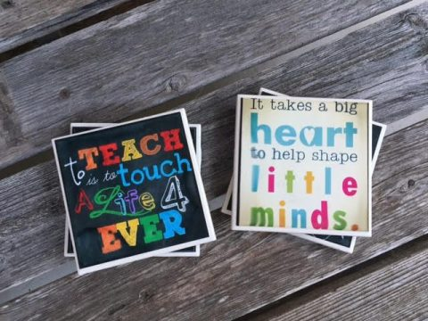 Teacher gift ideas for Christmas that are unique, thoughtful, and useful.