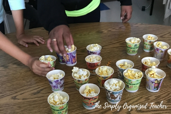 End of School Year Party: Popcorn Party