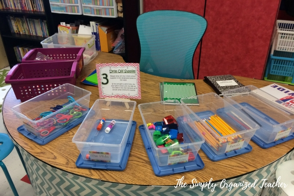 Activities and Ideas for memorable meet the teacher night