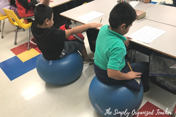 Flexible Seating Update after one semester of implementing this in my classroom. What's worked and what has not worked with flexible seating in my elementary classroom.