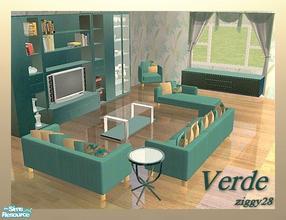Verde Living Room Suite