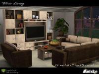 mutske's Tilsia Livingroom
