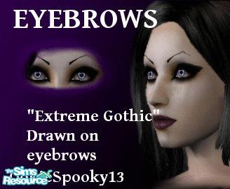 ookiespooky13 s extreme gothic