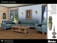 mutske's Aspen Livingroom