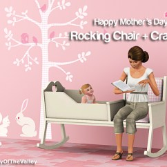 Rocking Chair And Cradle In One Intex Float Lilyofthevalley's Mother's Day +