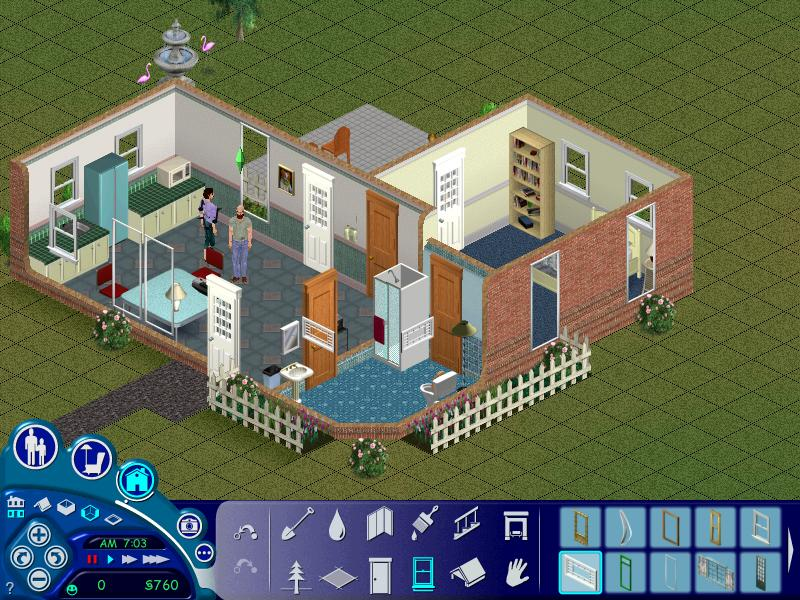 The Sims 1 House Designs House And Home Design