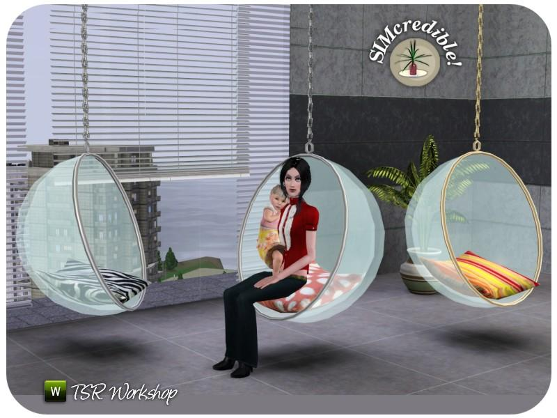 hanging chair the sims 4 notre dame simcredible s terrace egg