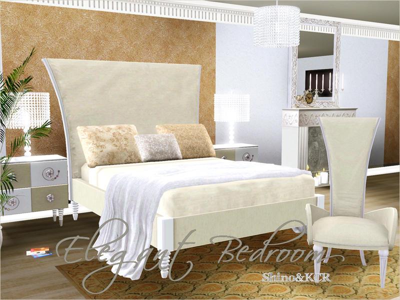 shinokcr s elegant bedroom