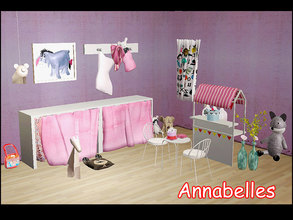 Downloads  Sims 2  Sets  Rooms  Kids Bedrooms