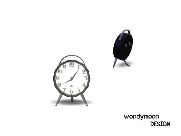 wondymoon's Fluorine Clock