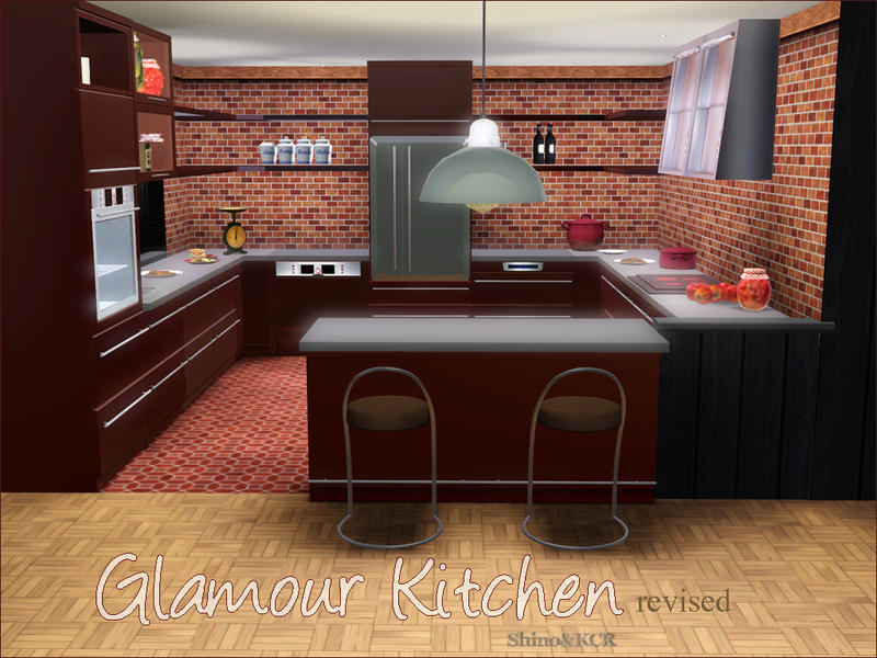 ShinoKCRs Kitchen Glamour
