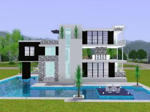 Sims 3 Lots 'modern House'