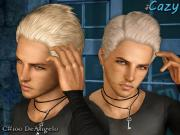 cazy's deangelo hairstyle - adult