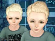 cazy's deangelo hairstyle - toddler