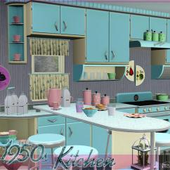 Retro Kitchen Table And Chairs Set Cabinets At Ikea Buffsumm's 1950s Part 1