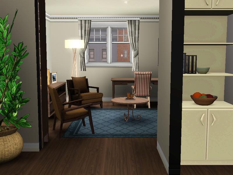dorienskis Carrie Bradshaws Apartment