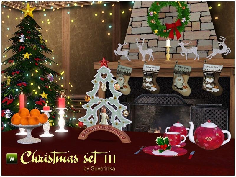 Christmas Set Iii