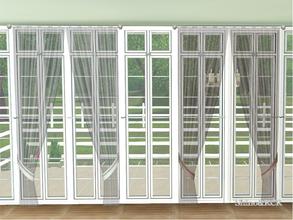 Monaco Kids Curtain 2x1 Sheer