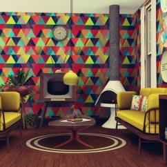 Retro Living Room Rooms Modern 2016 Pyszny16 S Back To