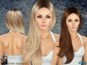 cazy's rochelle hairstyle - set