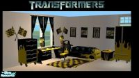 frogger1617's Transformers- Bumble Bee Bedroom