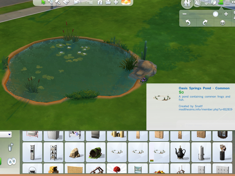 20 best mods for sims 4 sims4mods for Sims 4 fishing