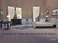 ShinoKCR's Power of Pink Bedroom