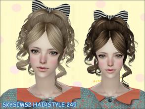 Free Sims 2 Hair
