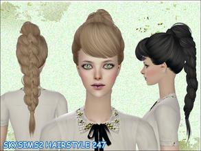 Sims 2 Hair Sets